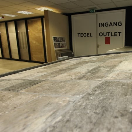 foto showroom koedam tegels